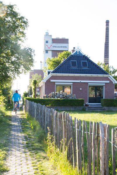 deboershoeve vakantiewoning friesland fietsen varen vakantie natuur