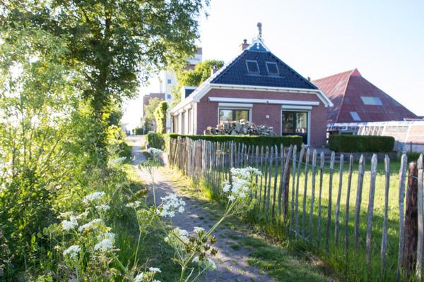 deboershoeve vakantiewoning friesland foto's fietsen varen natuur vakantie