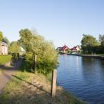 deboershoeve vakantiewoning friesland water varen fietsen