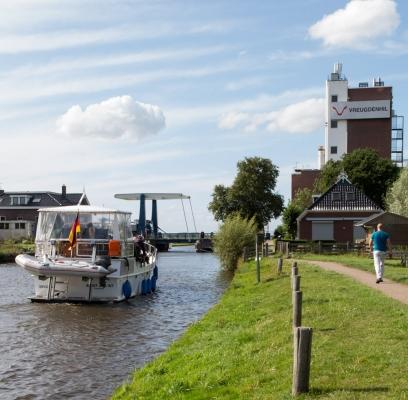 deboershoeve vakantiewoning friesland varen water